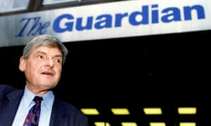 Peter Preston, who edited the Guardian between 1975 and 1995, died in January aged 79.