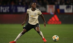 Aaron Wan-Bissaka has featured for Manchester United on their pre-season tour after joining from Crystal Palace.