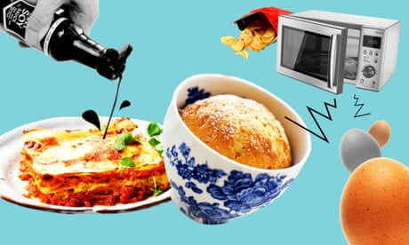 Microwave cakes and old fish: chefs' seven most controversial cooking tips