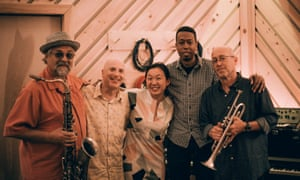 A deep sense of jazz history, with imagination … the Sound Prints quintet.
