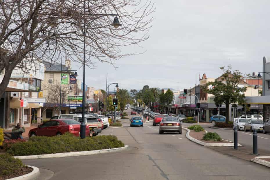 Victoria Street in Taree