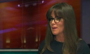 Arabella Arkwright of Vote Leave