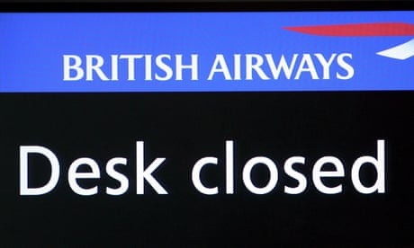 Taking flight from BA as it washes its hands of our problems