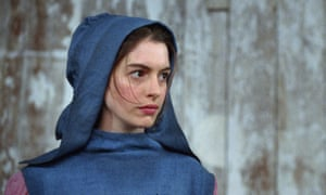Anne Hathaway in Tom Hooper's version of Les Misérables.