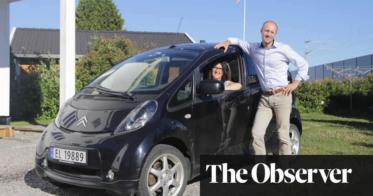 2042d0c8afb6 What s put the spark in Norway s electric car revolution