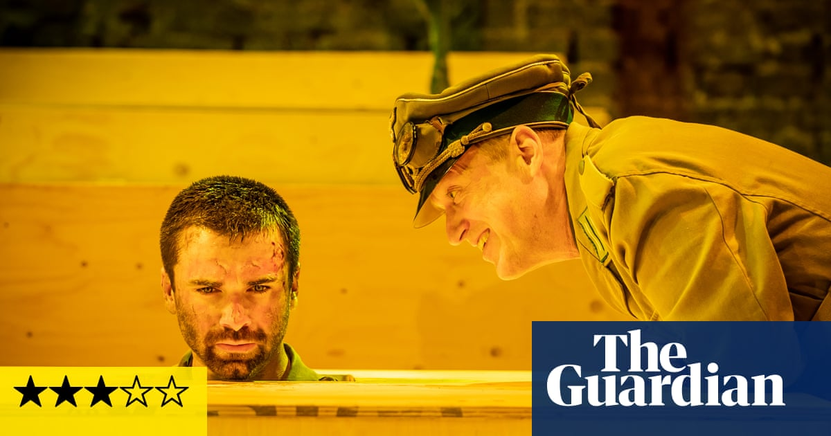 Once Upon a Time in Nazi Occupied Tunisia review – stiff with humorous intent