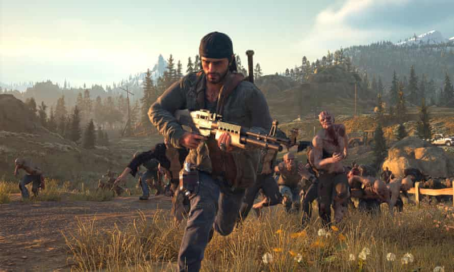Days Gone review – a game of fun and fury, signifying nothing | Action games  | The Guardian