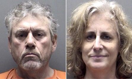 Robert Ussery and Jodi Mann.