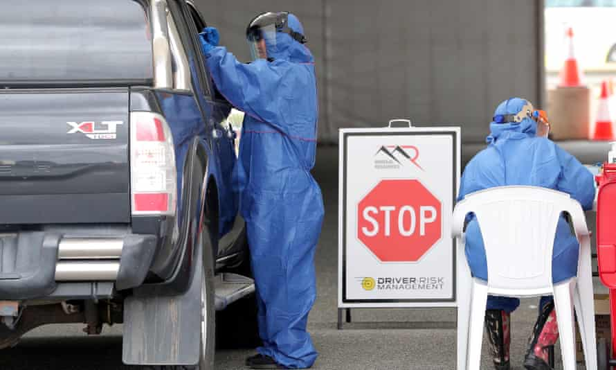 Fifo workers get tested