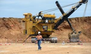 A BHP coalmine