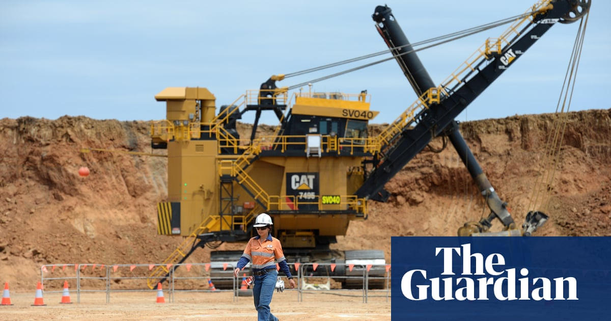 BHP warns investors coal could be phased out 'sooner than expected'