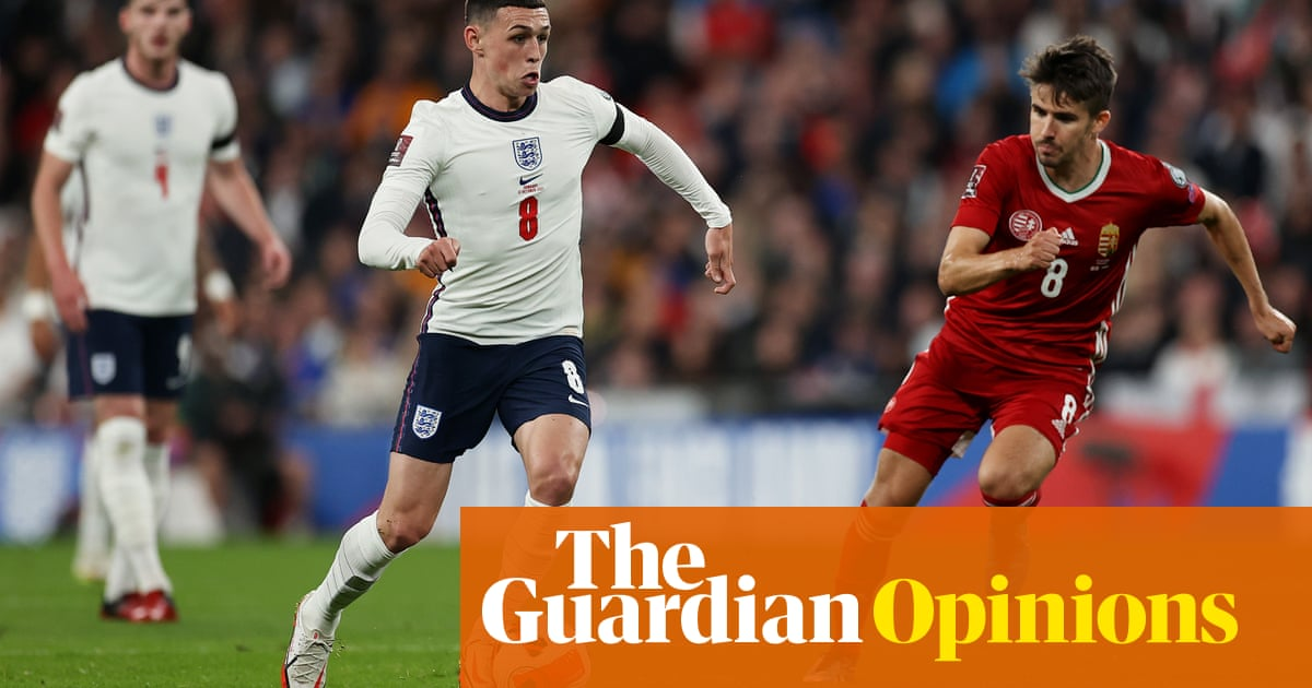 Southgate must not ditch newfound attacking intent: Fail again. Fail better the same way