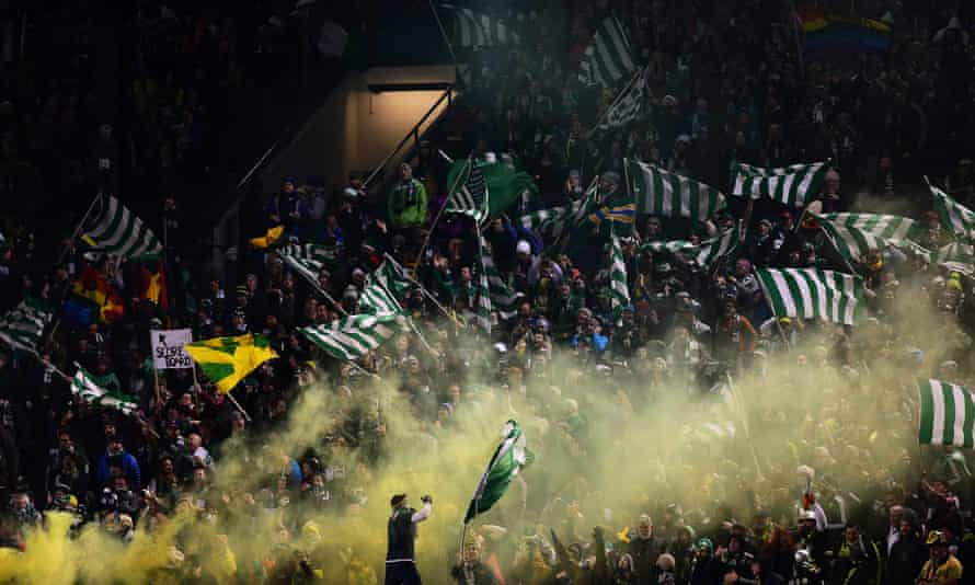 Portland Timbers fans are known for their passionate support