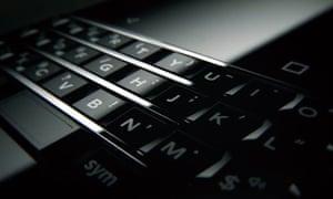 BlackBerry Press teaser