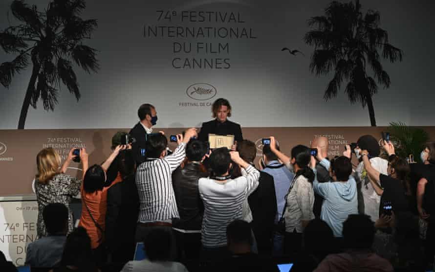 Caleb Landry Jones wins best actor at Cannes film festival