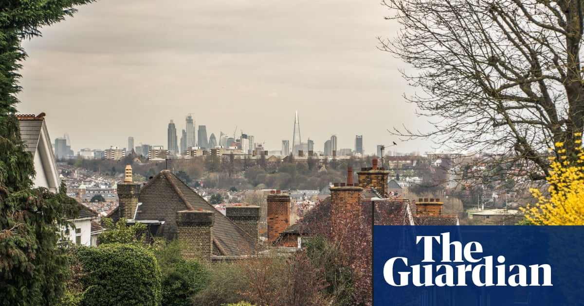 Everywhere there is a whiff of the wild: walking London's Capital Ring