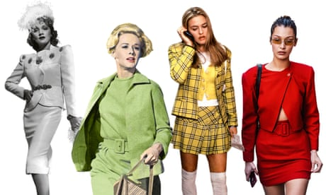 What the skirt suit tells us about power dressing in 2018