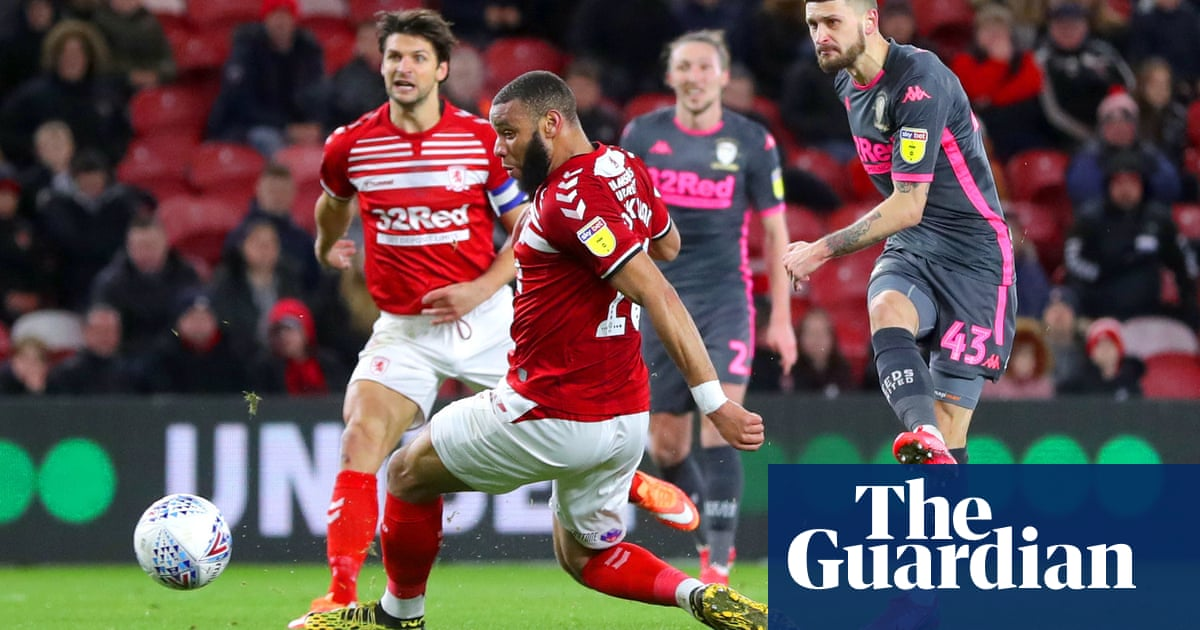 Mateusz Klich sinks Middlesbrough and gives Leeds breathing space