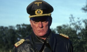 Jeremy Kemp as Brigadier General Armin von Roon in the TV series The Winds of War, 1983.