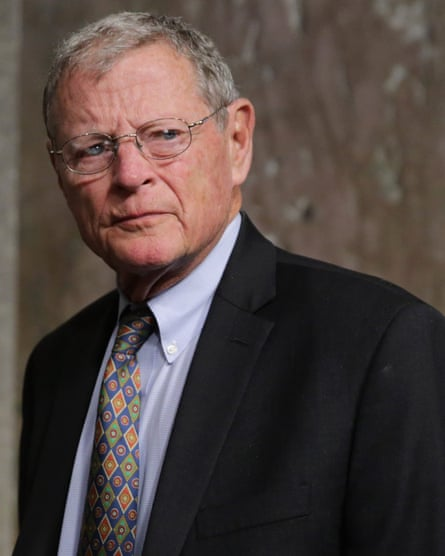 James Inhofe.