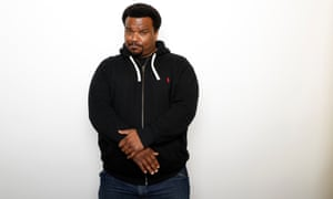 Craig Robinson: 'These projects found me'