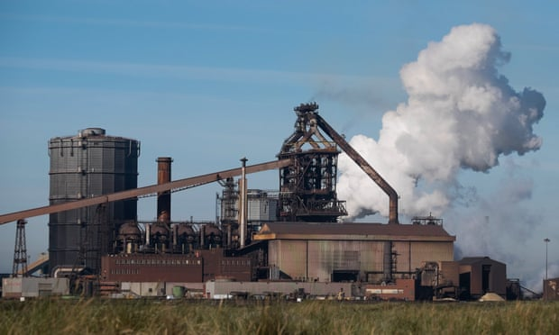 Is there any masters course that relates iron and steel industries?