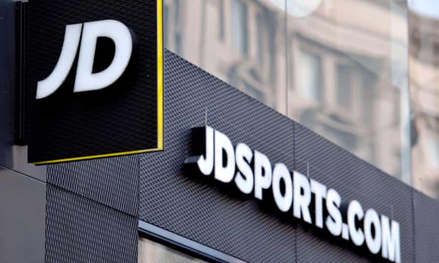 JD Sports: Iain Wright MP claimed the alleged conditions at the warehouse were 'twice as bad as Sports Direct'.