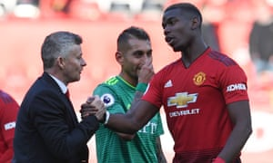 Ole Gunnar Solskjær remains confident of keeping hold of Paul Pogba, despite rumours of interest from Real Madrid.