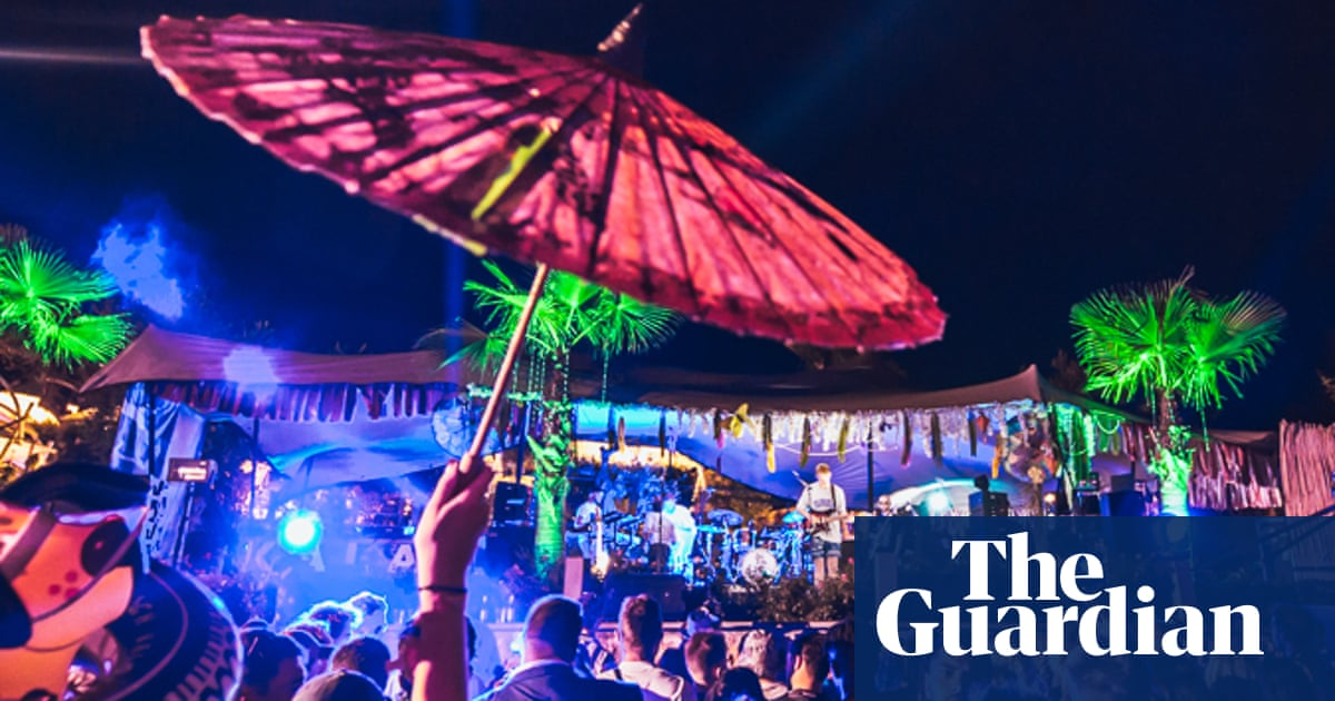 Kala festival, Albania: party time in what feels like a paradise