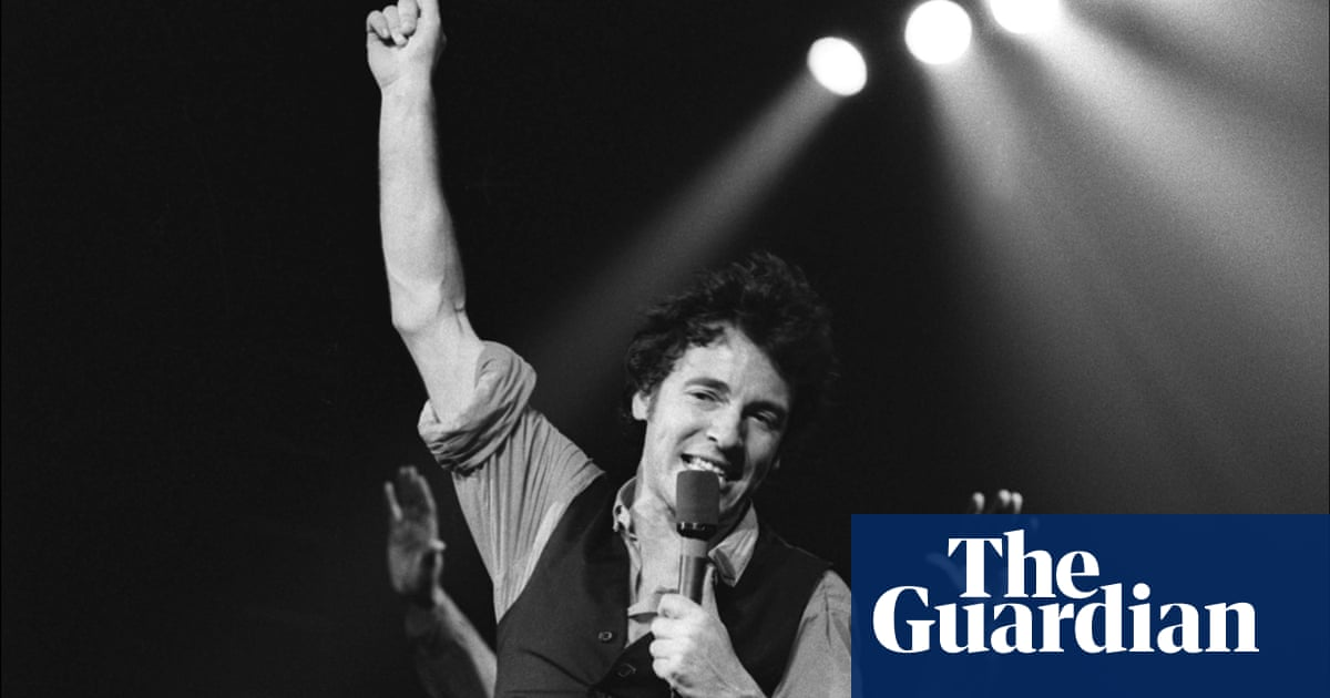 The Boss on film: a brief history of Bruce Springsteen on screen