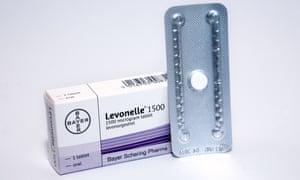 Levonelle pills