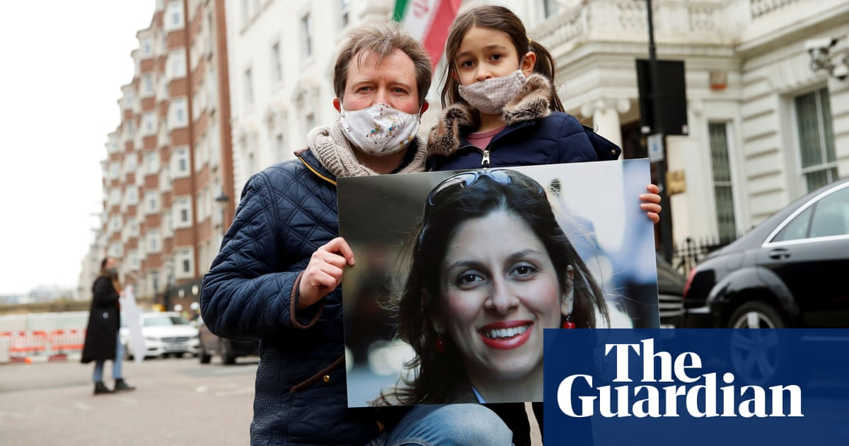 Hostage diplomacy: when will Nazanin Zaghari-Ratcliffe be free? – podcast