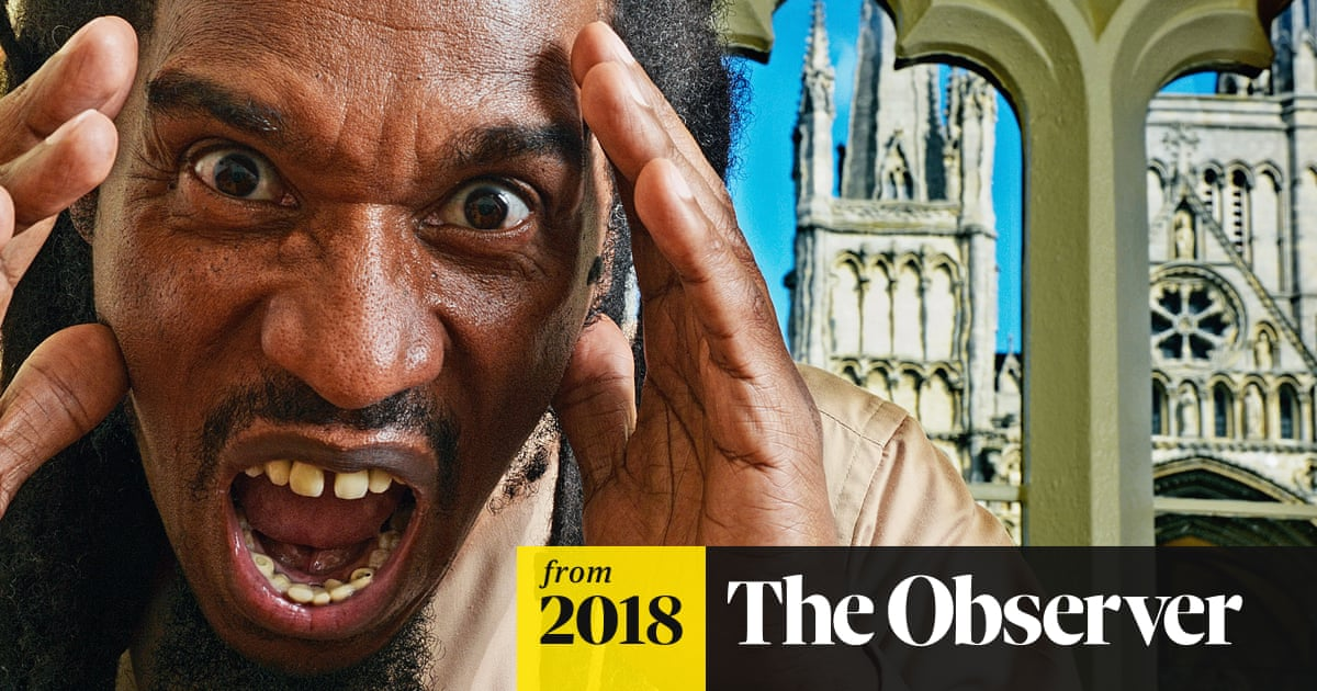 I went off the rails': how Benjamin Zephaniah went from borstal to