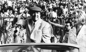 Pablo Neruda in 1952