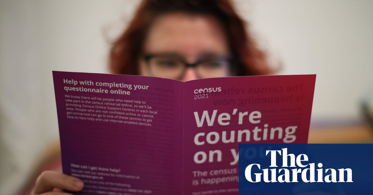 Guidance on sex question in UK census must be changed, high court rules