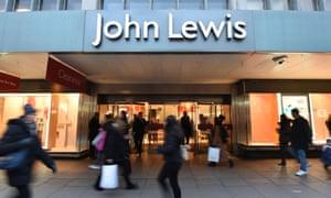 A John Lewis shop