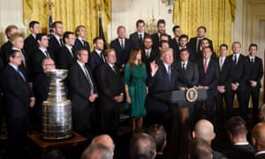 Donald Trump/Pittsburgh Penguins