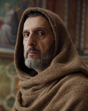 John Turturro as William of Basquerville in The Name of the Rose