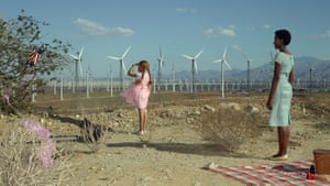 Erwin Olaf, Palm Springs, The Kite, 2018