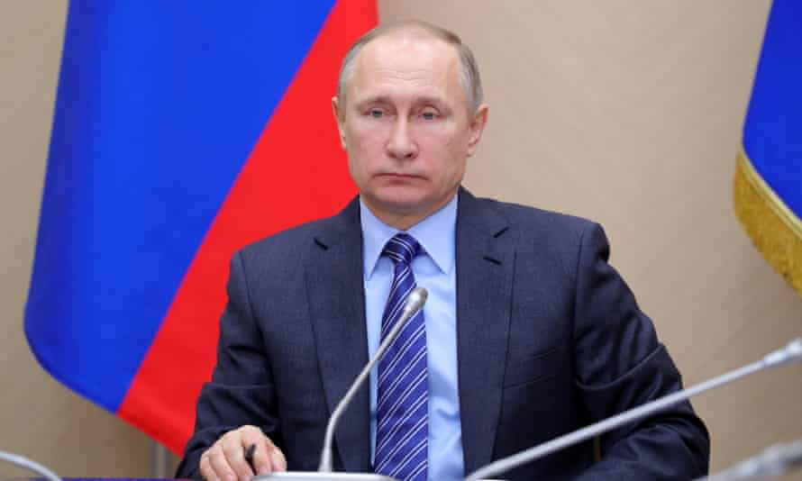 Like Donald Trump, Vladimir Putin is determined to make his country 'great again'.