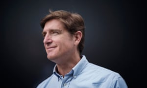 "Marcel Theroux: ""Storytelling shapes the world we find ourselves in."""