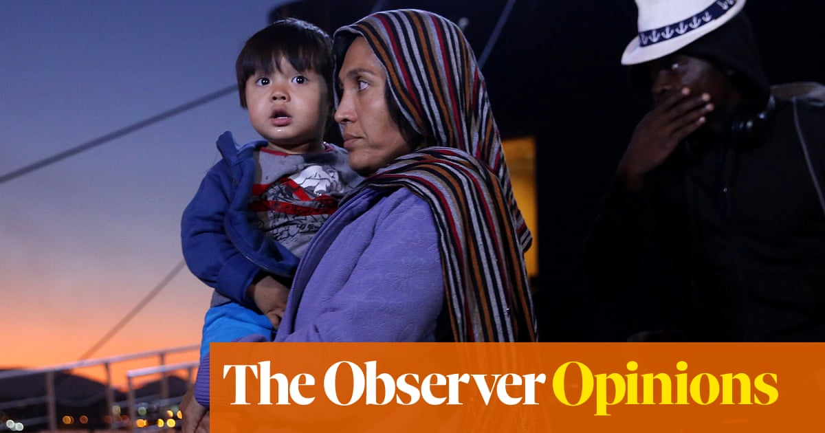 In Lesbos's Moria camp, I see what happens when a child loses all hope | Jules Montague