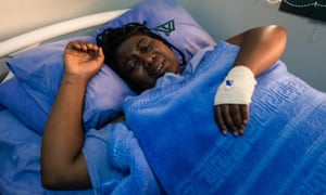 Joana Mamombe, a Movement for Democratic Change (MDC) Alliance MP, was admitted to hospital in Harare last month after allegedly being tortured by police.