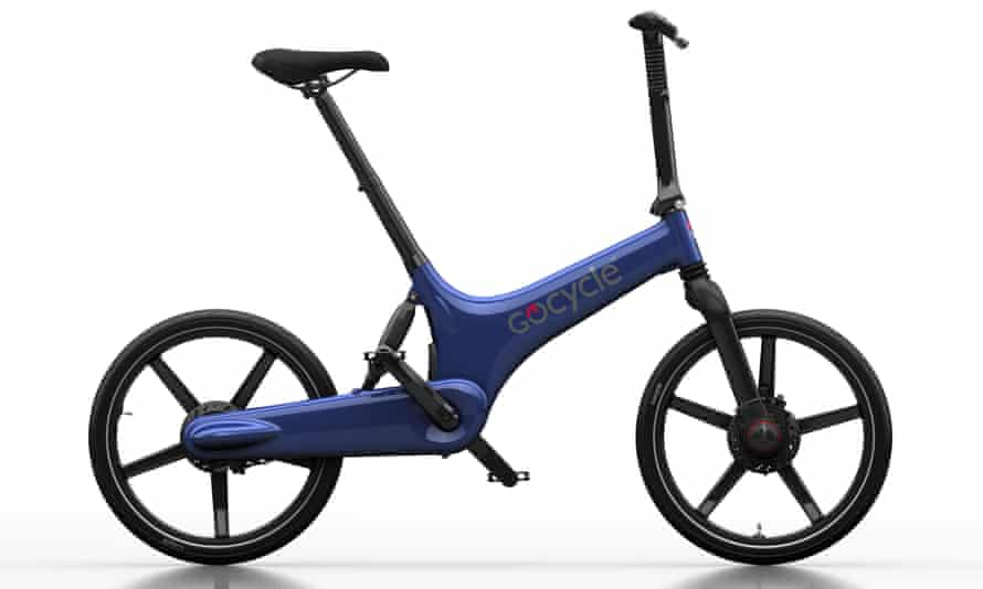 Folding star: the G3 is the latest Gocycle