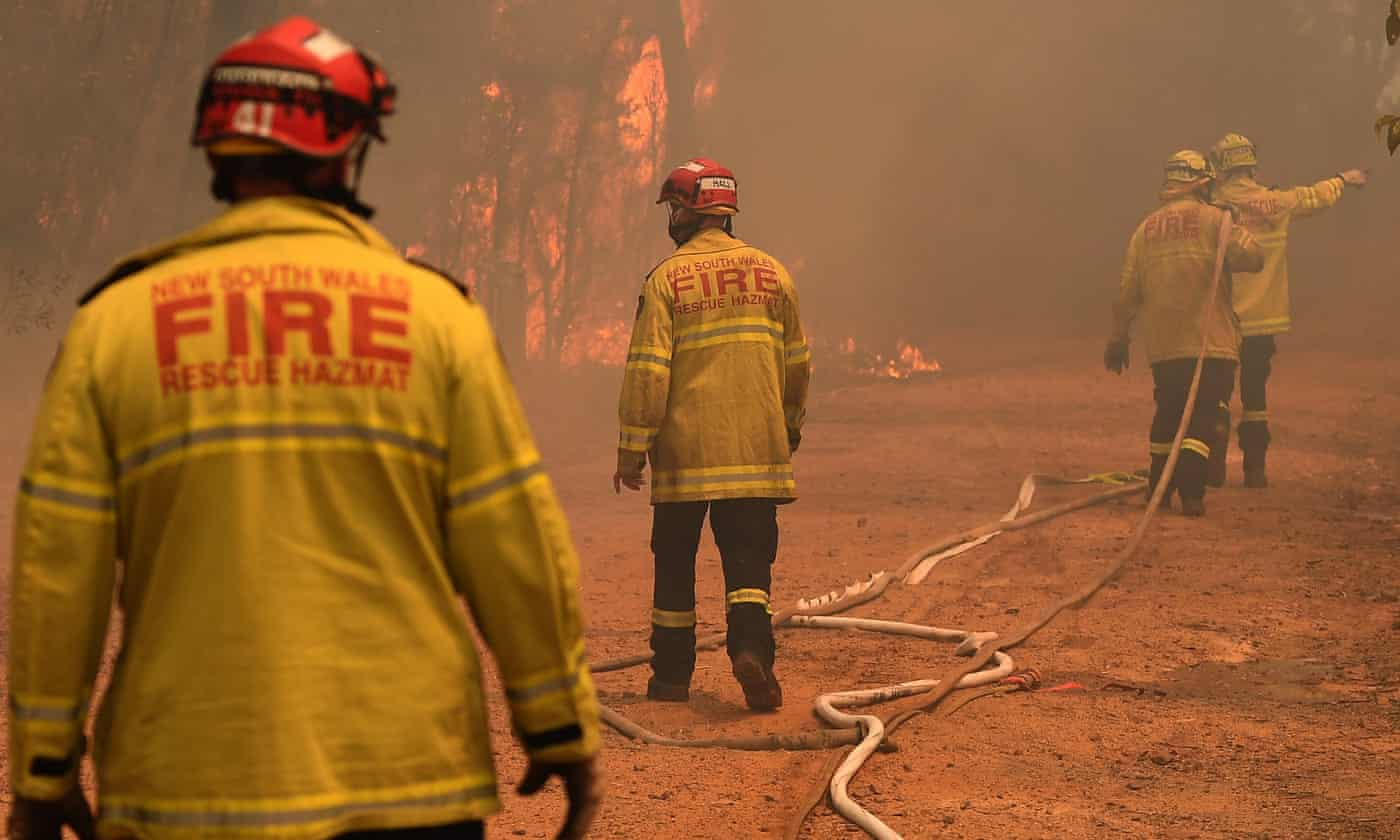 Image result for RAGING WILDFIRES AUSTRALIA ENDURES HOTTEST DAY ON RECORD