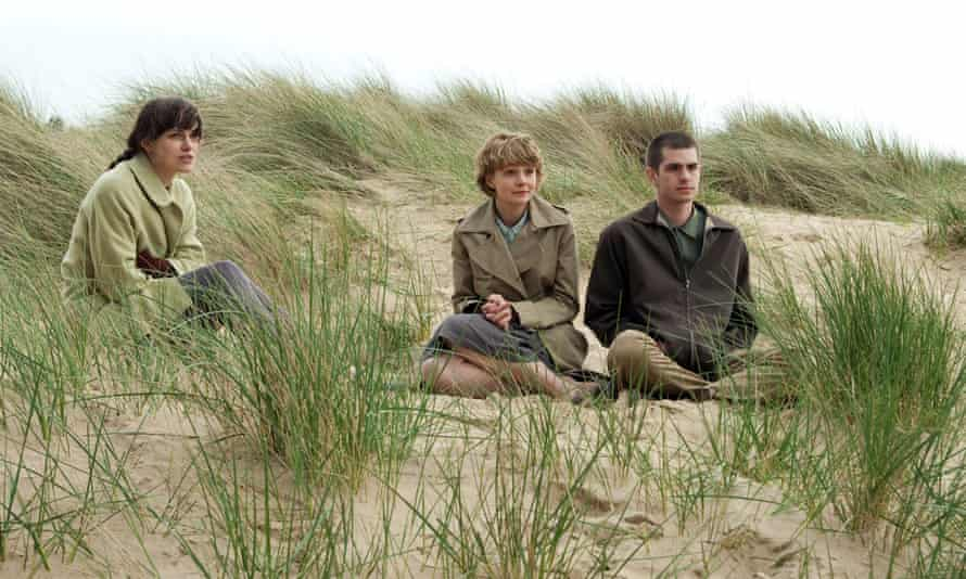 From left: Keira Knightley, Carey Mulligan and Andrew Garfield in the 2010 film of Kazuo Ishiguro's Never Let Me Go.