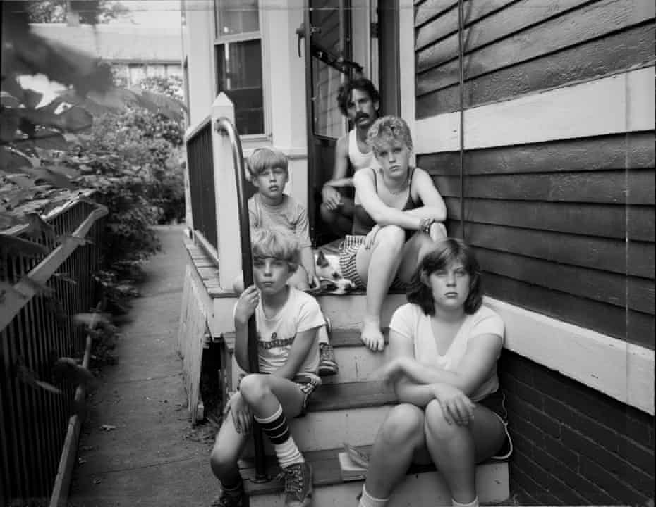 'My work will be their family album' … Father's Day, 1983, from the book Pleasant Street.
