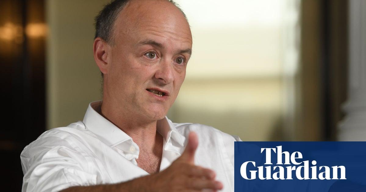 Dominic Cummings tells BBC Johnson denied Covid would overwhelm NHS