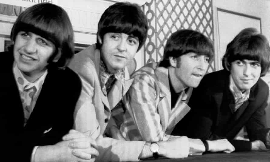 The Beatles in 1966.
