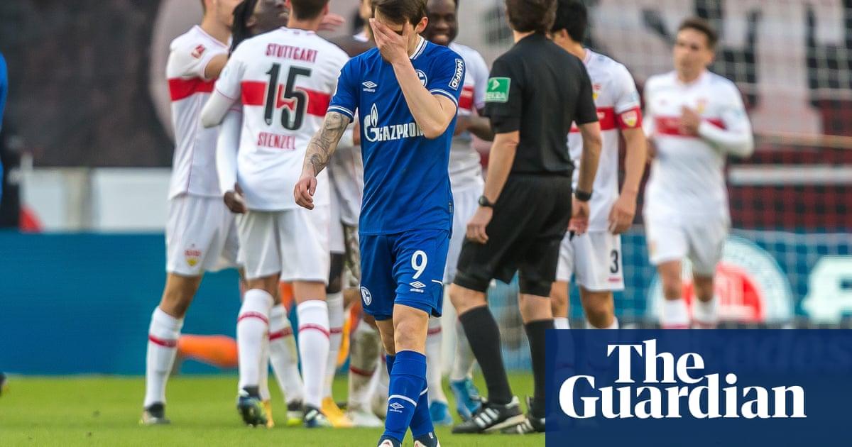 Have doomed Schalke finally hit rock bottom after latest thrashing? | Andy Brassell